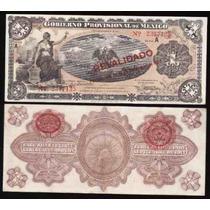 Mi-df-6 Billete Del Distrito Federal De 1 Peso