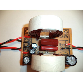 Divisor Frequencia Crossover 2 Vias P/ Mediograve,driver/twe