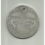 Colombia 8 Reales 1839