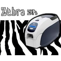 Nueva Impresora Zebra Zxp Serie 3 (un Lado) Para Tarjeta Pvc