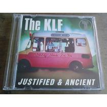 The Klf Justified & Ancient Cd Single Importado De U.s.a Bvf
