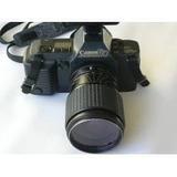 Cámara Canon T-70, Con 2 Zoom