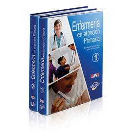 Enfermería En Atención Primaria 2 Vols Euromexico