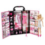 Barbie Fashionista Último Closet - Negro