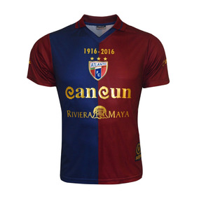 Playera Jersey Futbol Atlante Centenario Caballero Kappa