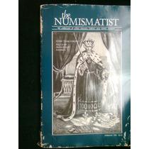 Revista Monedas The Numismatist Febrero1981 En Ingles Vv4