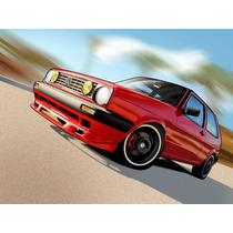 Aleron Vw Golf Jetta A2 Mk2 Envío Gratis Precio Mayoreo