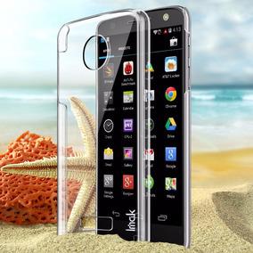 Cubierta Rígida Cristal Transparente Motorola Moto Z
