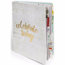 Scrapbook Diario Agenda Album Cuaderno Importado Memorias