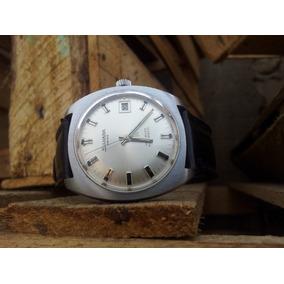 Reloj Silvana Automático-17 Rubíes-eta - Incabloc- Vst87