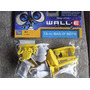 Wall E / Set 16 Robots Pelicula Wall E