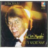 Napoleon Leña Verde/ Las Flores Del Jarron Disco Ep 7 45 Fdp