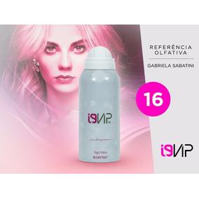 Gabriela Sabatini I9vip Aerossol Com 5x Mais Fixação