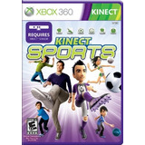 Kinect Sports 1, Xbox 360, Nuevo, Original, Requiere Kinect