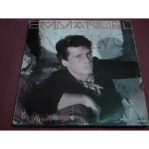 Disco Lp Emmanuel - Interpreta Diez De Sus Exitos -