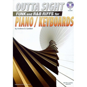 Funk R&b Riffs Piano Teclado Organo Sinte Hammond B4 Leslie