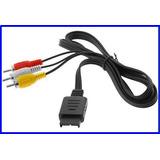 Cable Av Audio Y Video Para Ps3 Playstation 3