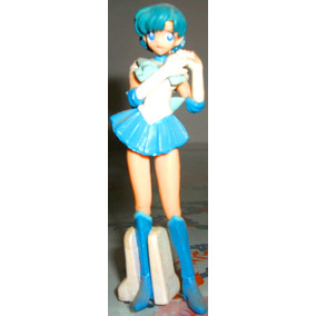 Animeantof: Sailor Mercury Ami Eimy Traje Marinero Restaurad