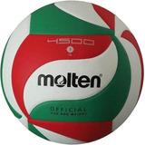 Balon Molten Volibol V5m4500 Evolution Nylon Soft Touch