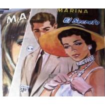 Comics (fotonovelas)marina Del Año 1966