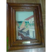 Cuadro Vitral, Pintura Sobre Vidrio
