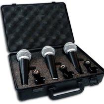 Set De Micrófonos Samson R21 X 3
