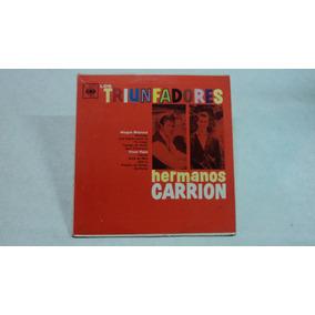 Los Hermanos Carrion Exitos Lp Perfecto Estado Rock N Roll