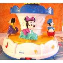 Bonito Carrucel Proyector Musical Disney
