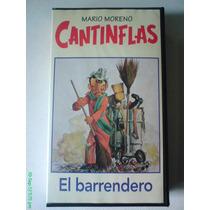 Cantinflas El Barrendero Pelicula Vhs 1981 Envío Gratis!