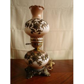 Lámpara Antigua Tipo Quinqué