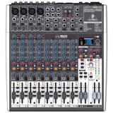 Mixer Interfaz Behringer Xenyx X1622 Usb 4 Microfono Consola