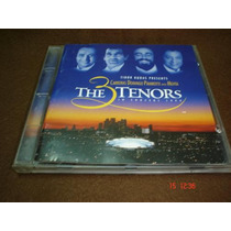 Carreras,domingo,pavarotti - Cd Album - The 3 Tenors Mmu