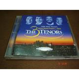 Carreras,domingo,pavarotti - Cd Album - The 3 Tenors Mmu