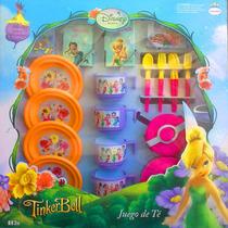 Disney Tinker Bell Campanita Juego De Te