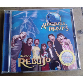 Alegrijes Y Rebujos Disco Rebujo Cd 1a Ed 2003