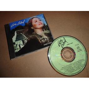 Ana Gabriel Ayer Y Hoy Cd Album Muy Raro Edicion 1994
