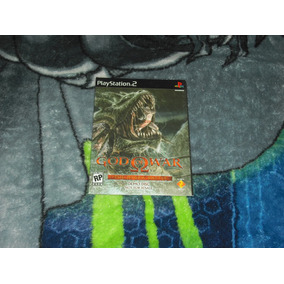 God Of War 1 The Hydra Battle Demo Muy Buen Estado Ps2