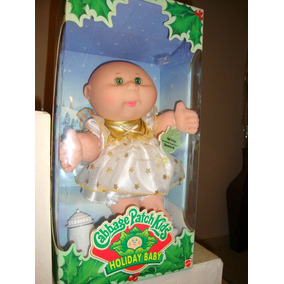 Cabbage Patch Kids Holiday Baby Año 1997