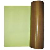 Manta Termica Teflon P/ Prensa,seladora 1mt X 1 Mt Com Cola