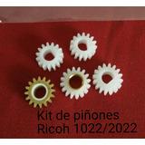 Piñones Ricoh Aficio 1022, 1027, 2022, 2027