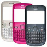 Carcasa Para Nokia C3 Completa Original