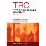 Test De Relaciones Objetales Tro -nuevo Y Original-