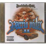 Sociedad Cafe - Barrio Vida 2 - Hip Hop Rap Mexicano Cd Rock