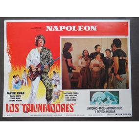 Antonio Aguilar Flor Silvestre Pepe Aguilar Cartel De Cine