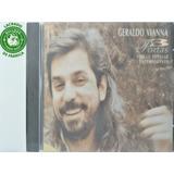 Cd Geraldo Vianna 3 Portas Violão Popular - Lacrado - M6