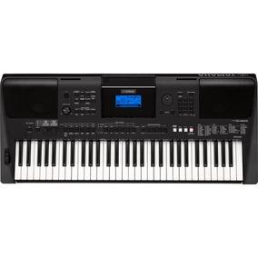 Teclado Digital Yamaha Psr-e453 6w Com 61 Teclas Sensíveis E