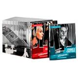 Coleção Folha Grandes Livros No Cinema 25 Volumes Lacrados