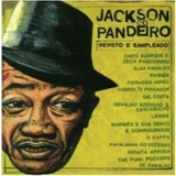 Jackson Do Pandeiro Revisto E Sampleado [cd Novo De Fabrica