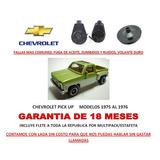 Bomba,licuadora Polea Direccion Hidraulica Chevrolet Pick Up