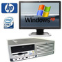 Equipos Hp Ciber Cafe Core 2 Duo Los Mas Baratos 2gb 80gb
